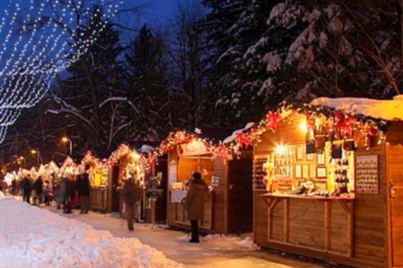 Коледния базар във Велико Търново